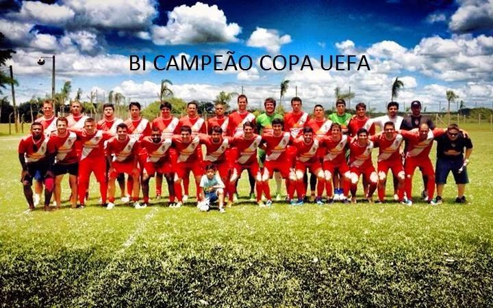 Bi Campeão Copa UEFA