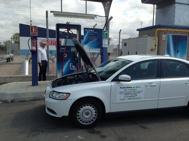 Ayudas de parte del Gobierno Balear para los taxis con GNC