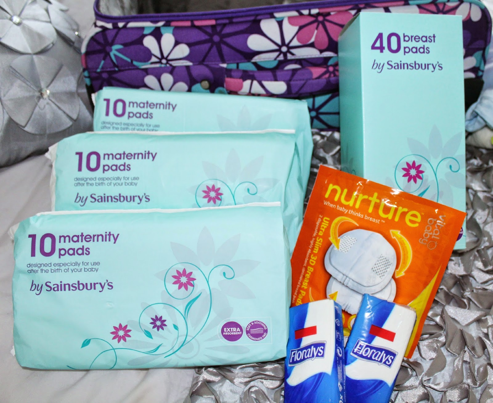 What's In My C-Section Hospital Bag? | Sparkles & Stretchmarks: A ...