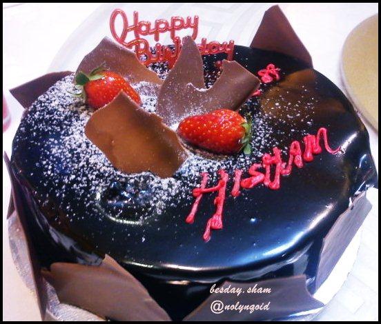 Birthday Esham @ Adam Lai Chinese Muslim Cuisine Shah Alam