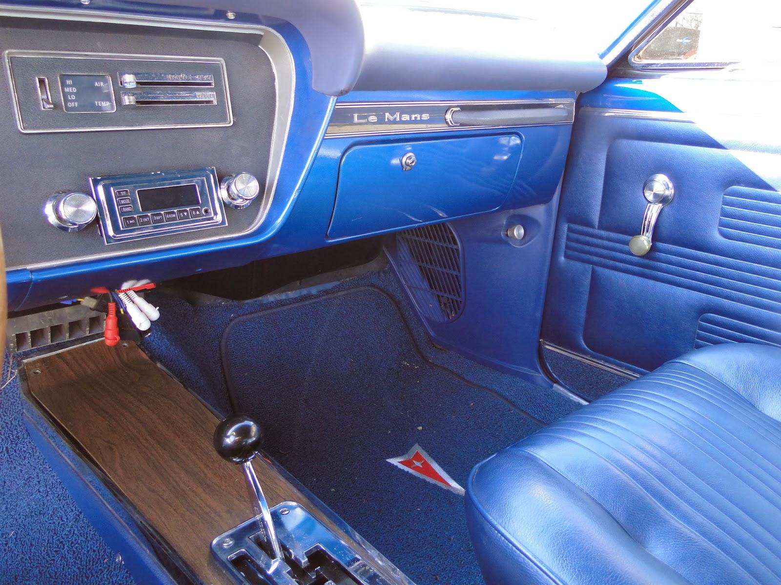 Pontiac Lemans Interior Cabin on Dodge Ram 2500 Truck