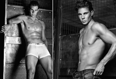 O espanhol Rafael Nadal, de 26 anos, agrada fãs de tênis pelo estilo e talento. Foi medalha de ouro nas Olimpíadas de 2008 e chegou a ser o número 1 no ranking mundial, mas perdeu o posto no ano passado (Foto: Ezra Shaw/Getty Images)