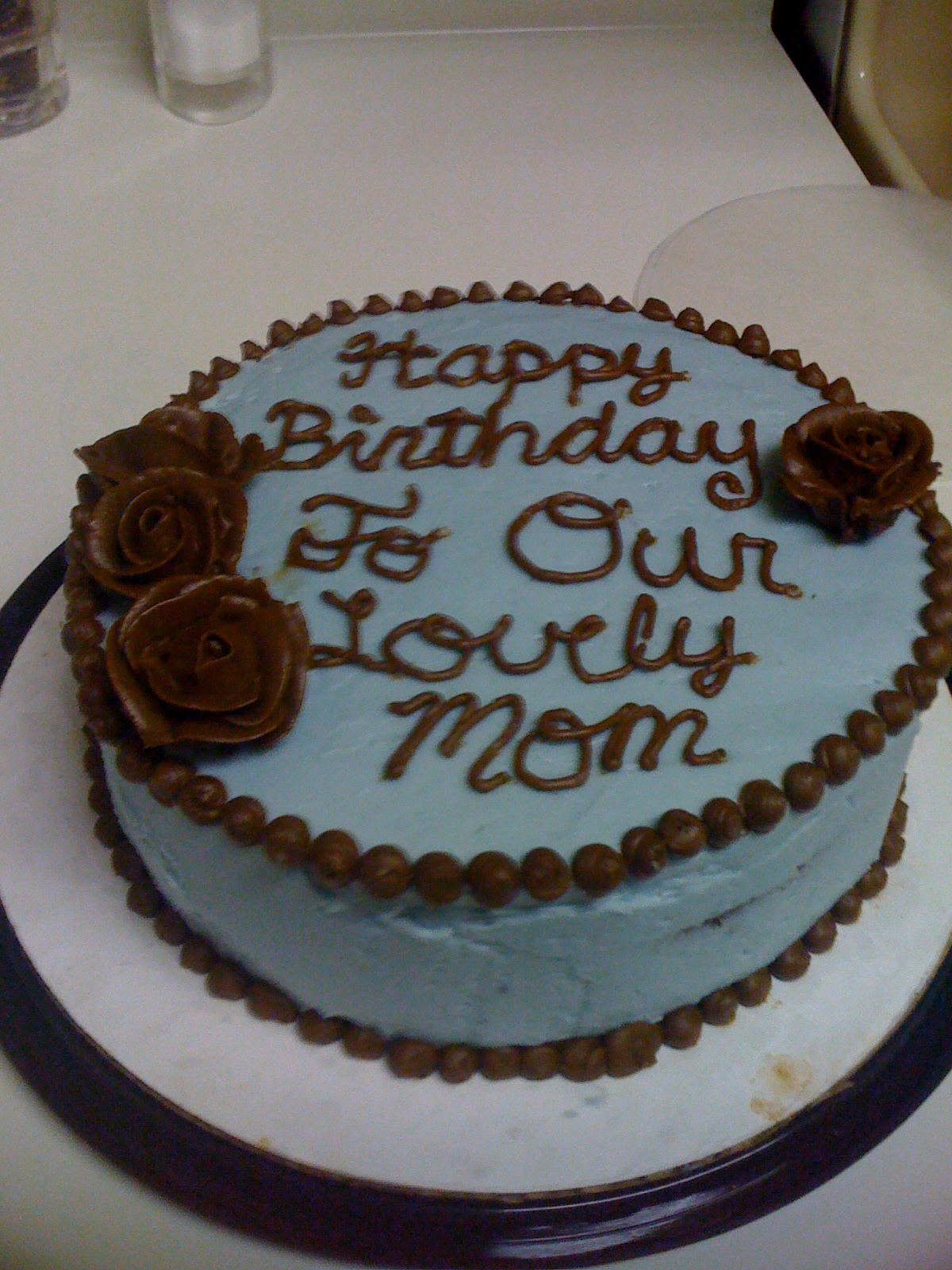 Birthday Pastry Cake Images Download : Pastry Shells: Simple and Elegant Birthday Cake