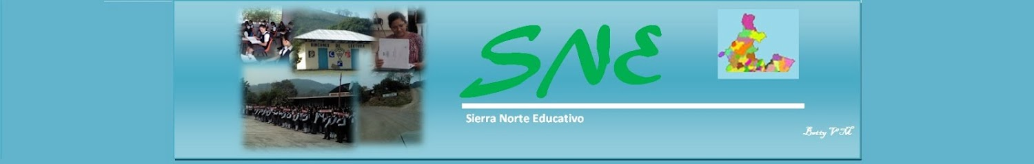 Sierra Norte Educativo