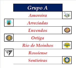 Grupo CSCD Envendos 2015 / 2016