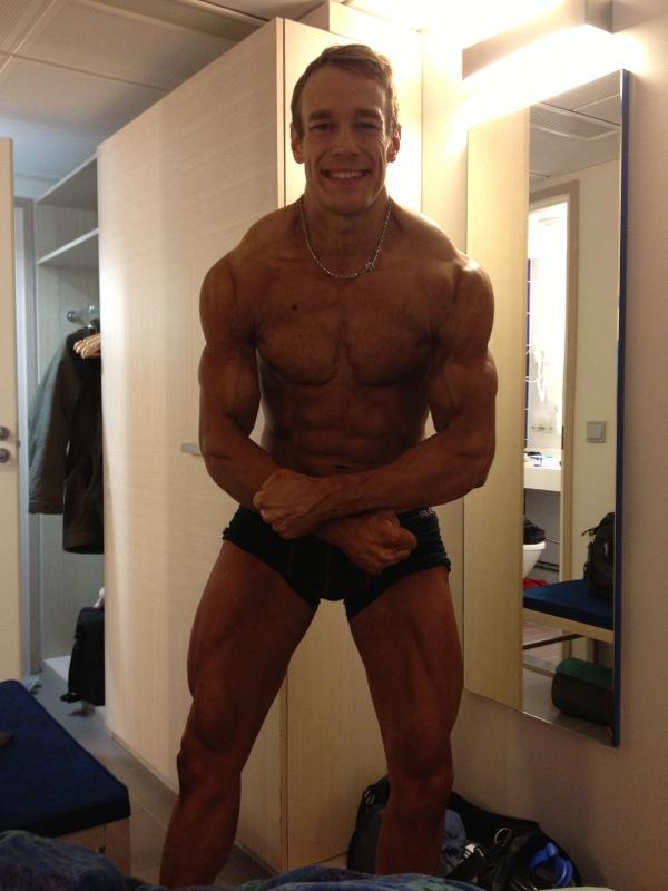 bodybuilding diet inför tävling