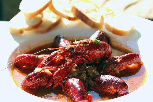 Sambal Lobster Air Tawar Sambal Udang Lobster Air Tawar Medan