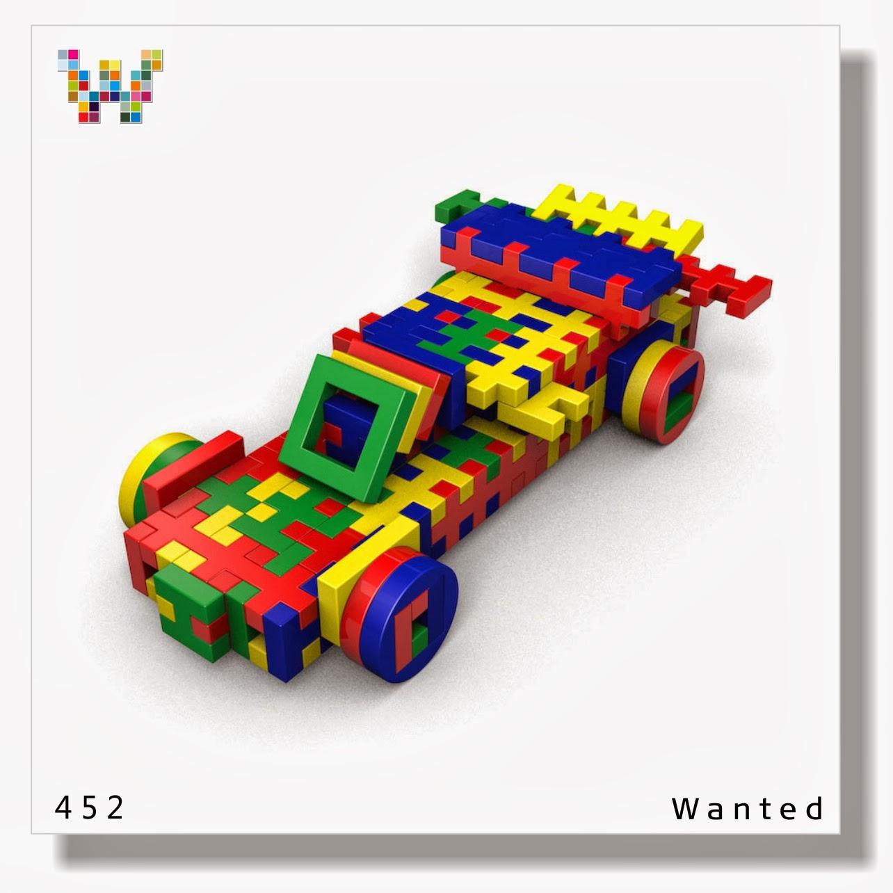 Building Construction Toys : Wantedbricks brainy toys in combo xl building