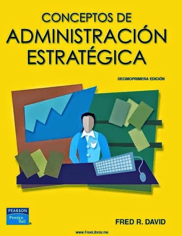 Libros y revistas conceptos de administraci n estrat gica for Libros de botanica pdf