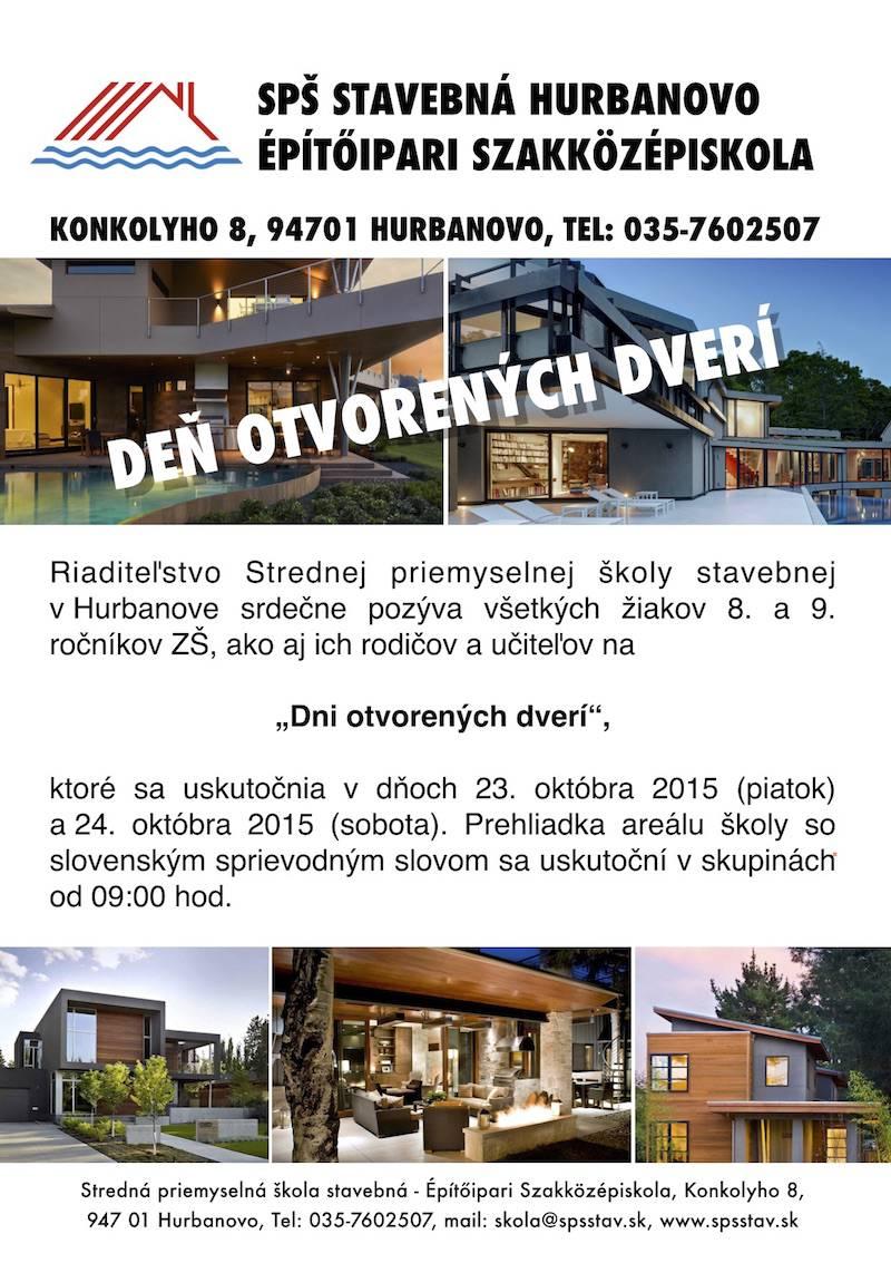 Prehliadka areálu školy so slovenským sprievodným slovom sa uskutoční v  skupinách od 09 00 hod. 4758ab21253