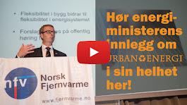 Hør Terje Søviknes om fjernvarme!