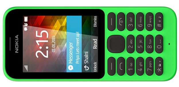 Microsoft Nokia 215 Prices in Pakistan.