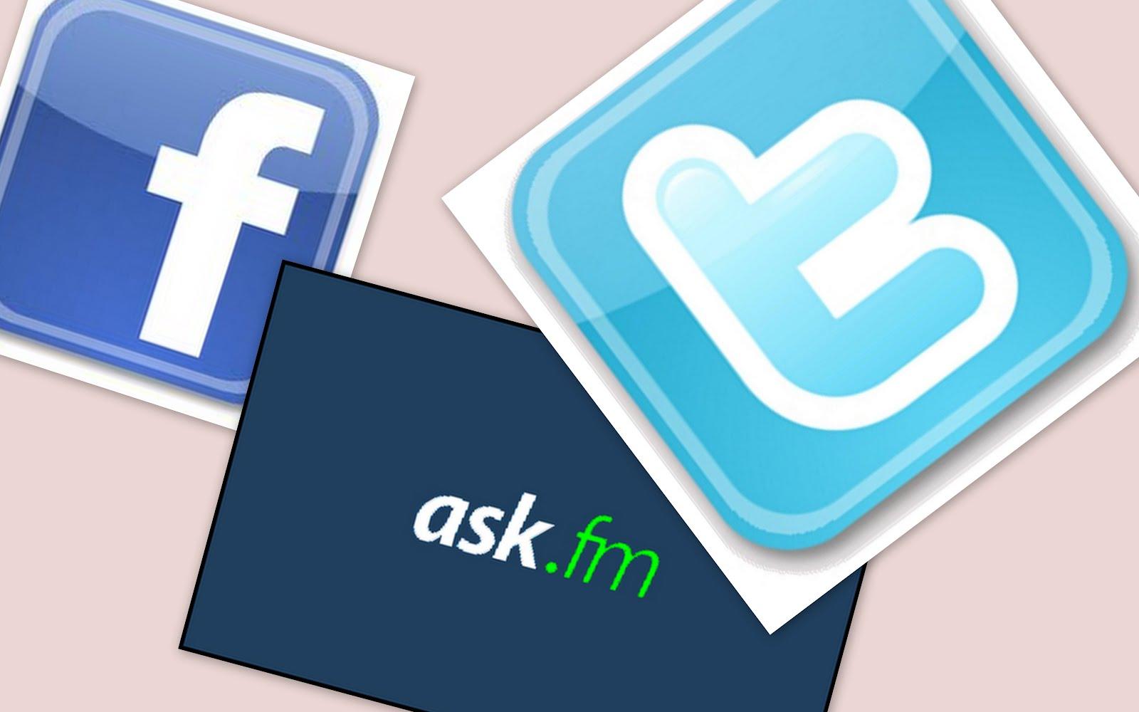 Eliminarán Facebook,Twitter y Ask..Ya no existirán ninguna de las nombradas anteriormente