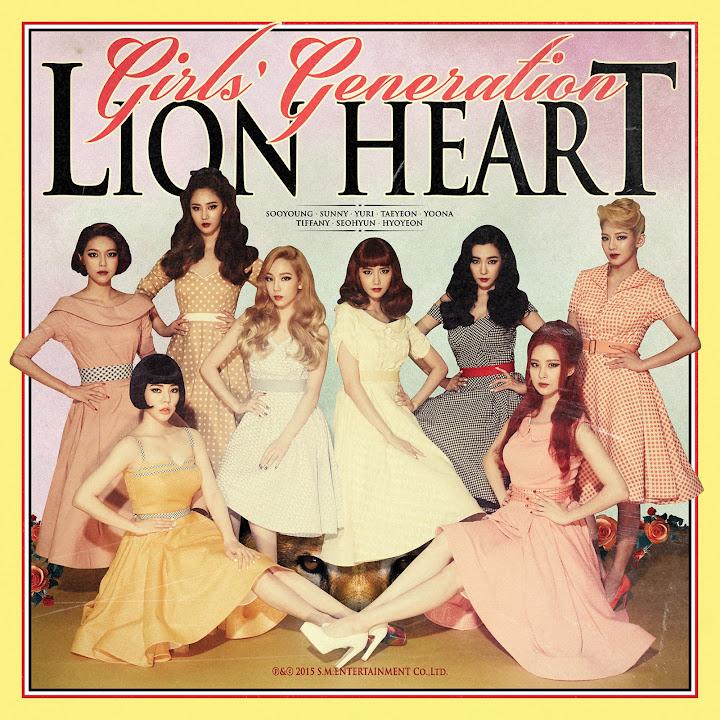 Full Album SNSD Girls Generation Lion Heart Mp3