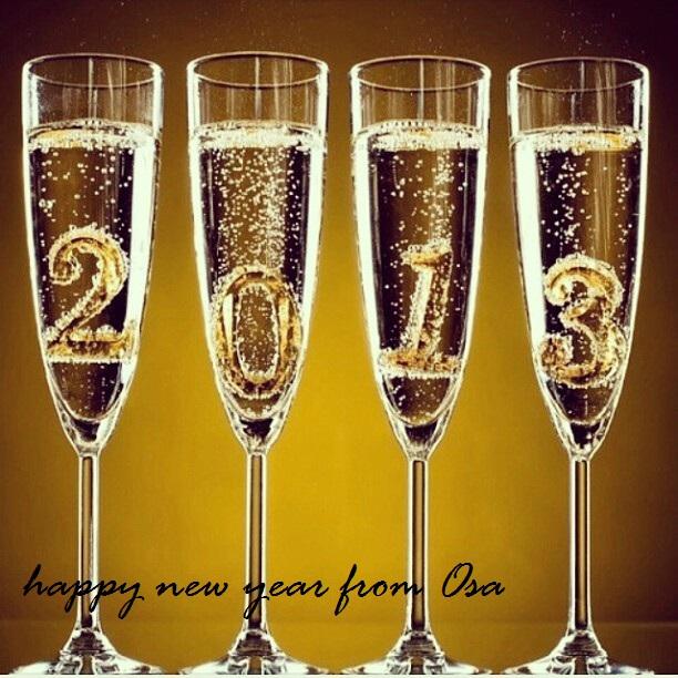 Happy new year from osaseye