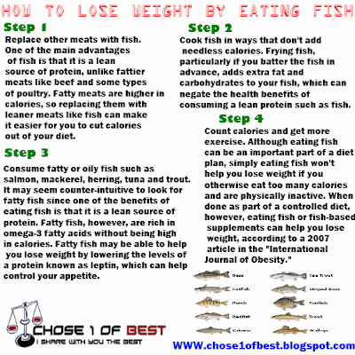 Chose1ofbest best loss weight with fish the truth about for Best fish for weight loss