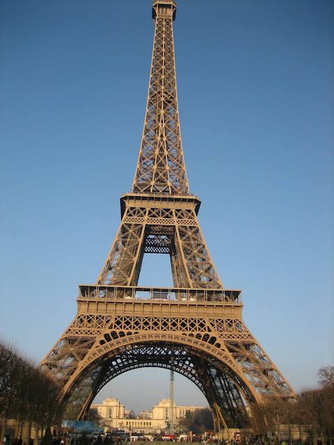 Say G'day Saturday Linky Party, Dreaming of Paris, Natasha in Oz, Eiffel Tower image