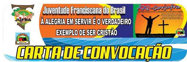 CARTA DE CONVOCAÇÃO