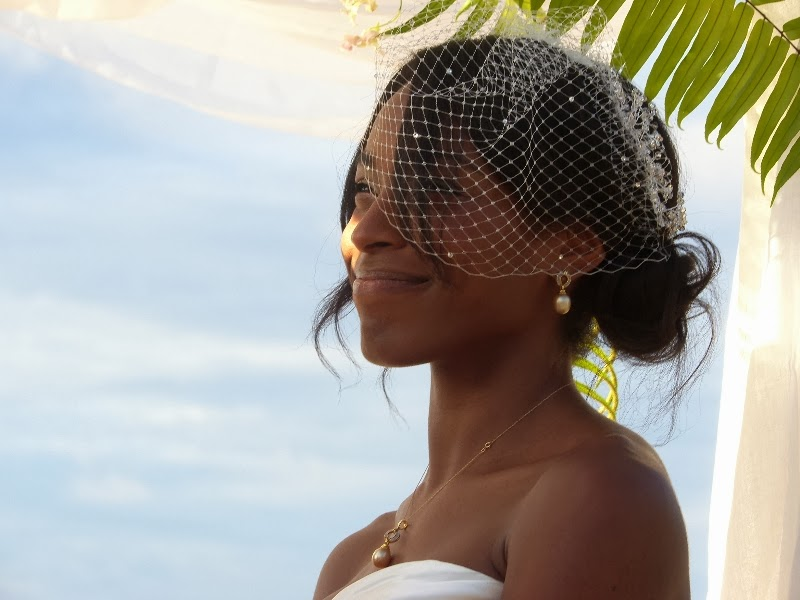 Tobago Weddings bride