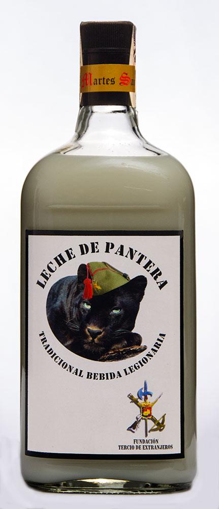 молоко пантеры