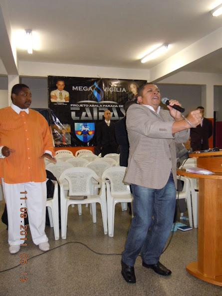 CANTOR JOSE ANTONIO EM UMA DAS APRESETAÇÕES NO ABALA PARADA DE TAIPAS EM SÃO PAULO.