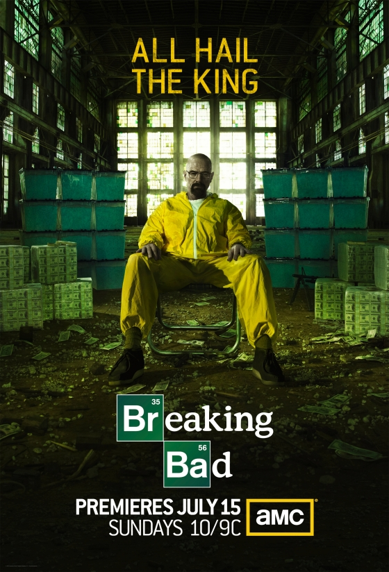 Baixar Serie Breaking Bad 5° Temporada Completa MKV 1080p Dual Audio Dublado – Torrent