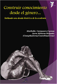 "Libro colectivo: ""Construir conocimiento desde el gnero"""