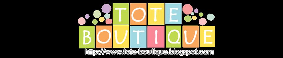 TOTE BOUTIQUE ONLINE SHOP