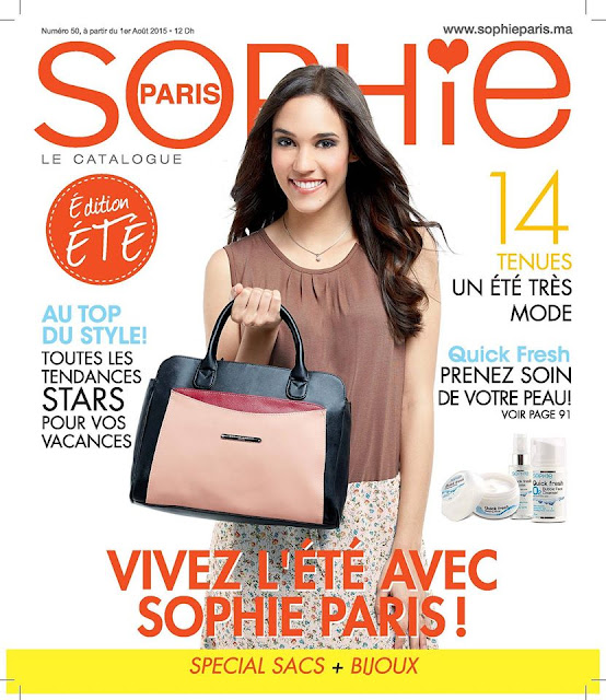 sophie paris 2015