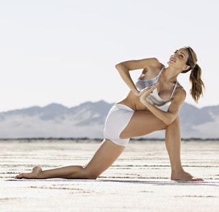 Yoga sugerente