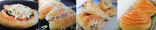 breadbakery  สูตร ขนมปัง แบบต่างๆ