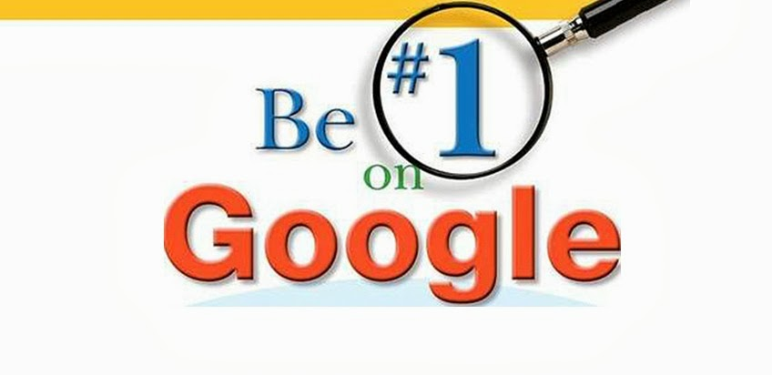 1st on google