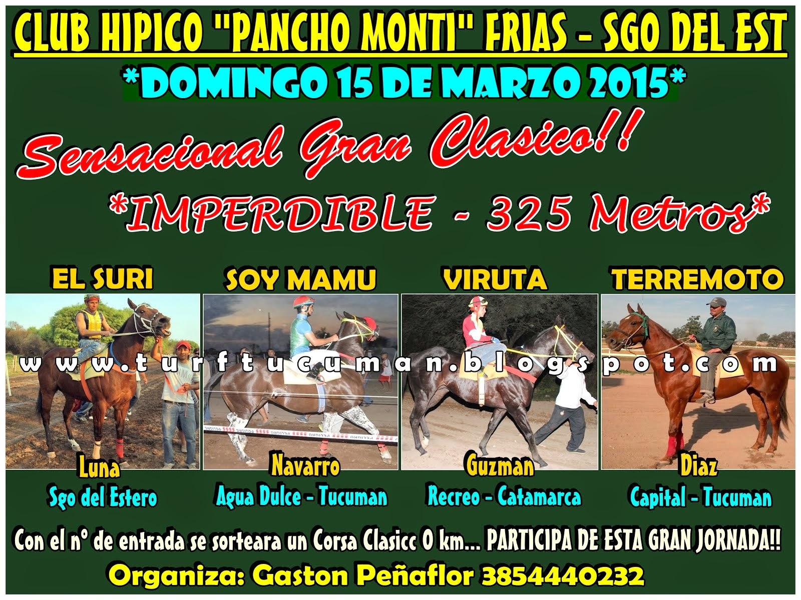 CLASICO PRINC FRIAS