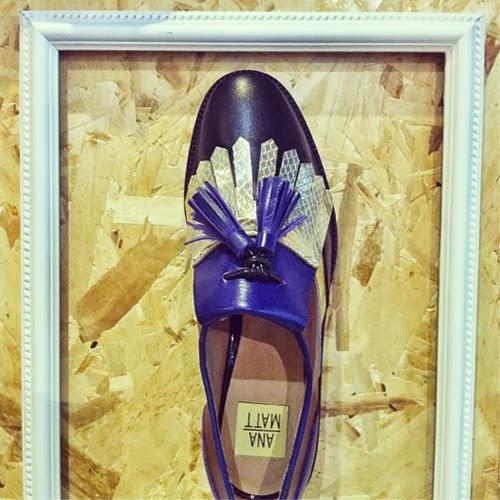 Zapatos Ana Matt