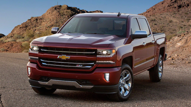 The Silverado Is Looking Fresh For 2016