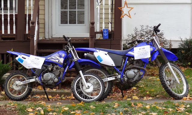 Yamaha TTR,Dirt Bikes,for Sale,Bangor Maine