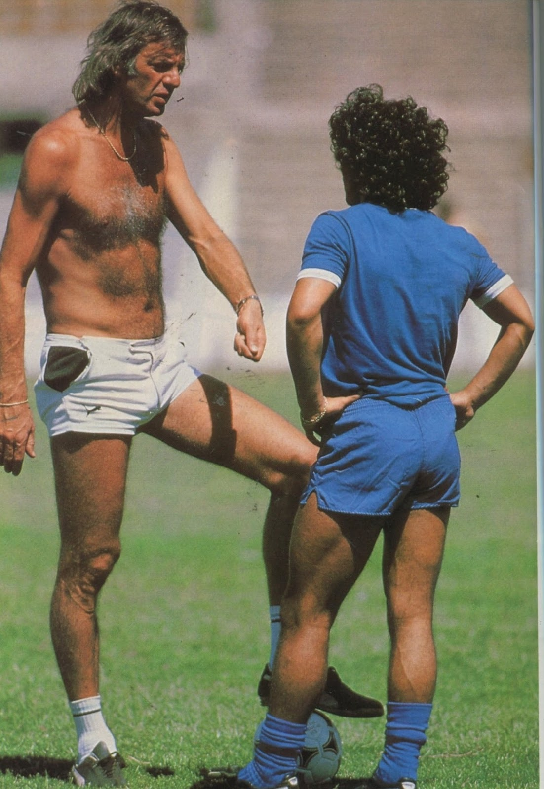 Maradona-galerie - verein
