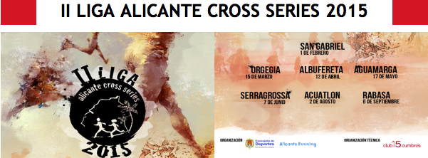 ALICANTE CROSS SERIES 2015