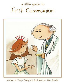 A Little Guide to First Communion Picture