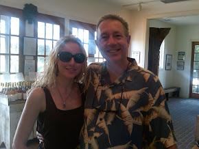 John Ryley and Daughter Kailan
