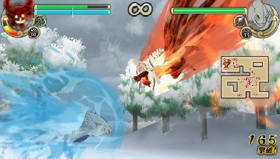 naruto impact ppsspp download