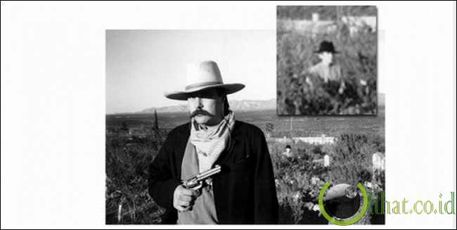 The Ghost of Boothill Cemetery