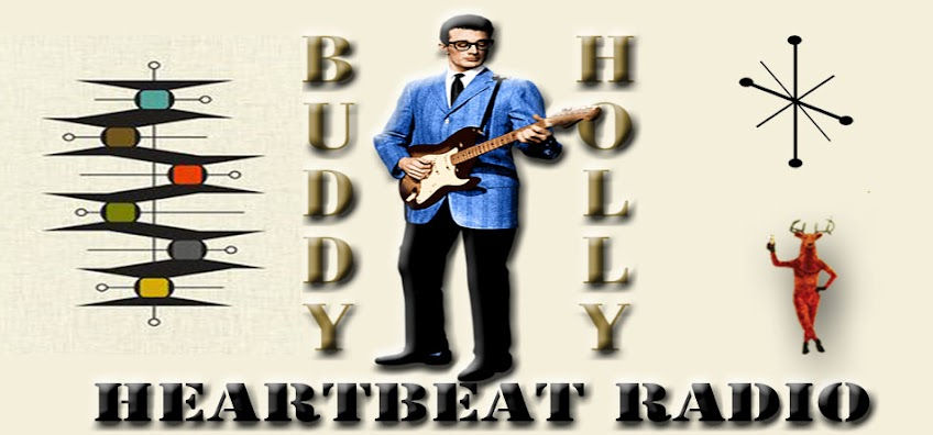 BUDDY HOLLY HEARTBEAT