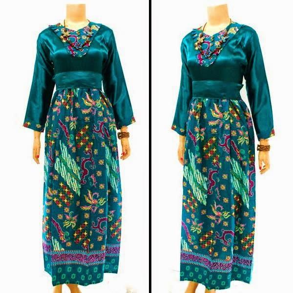 Erika zonashop Dress batik Favorit