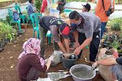 KRL Hayang Bersih Ubah Sampah Jadi Rupiah