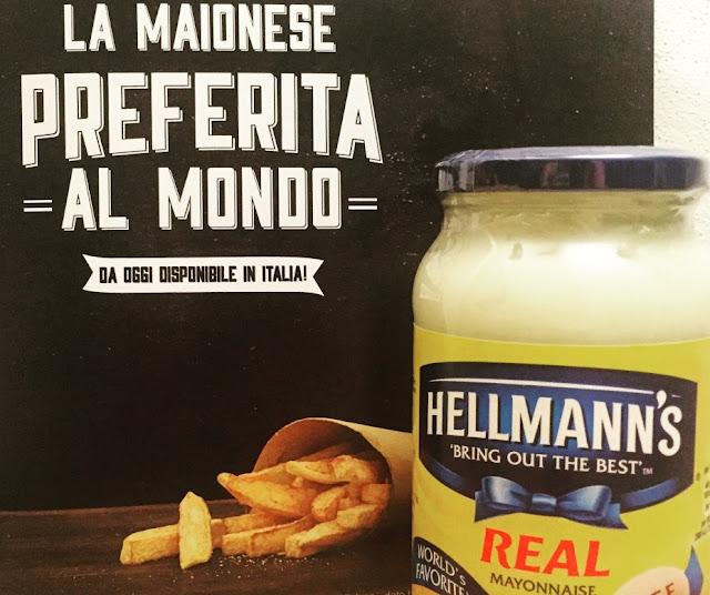 #MyHellmanns la Maionese più buona che c'è!