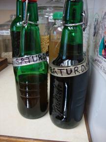 """Water Kefir Soda """"Labels"""""""