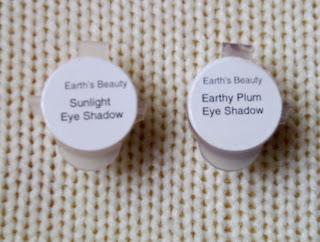 mineral eyeshades