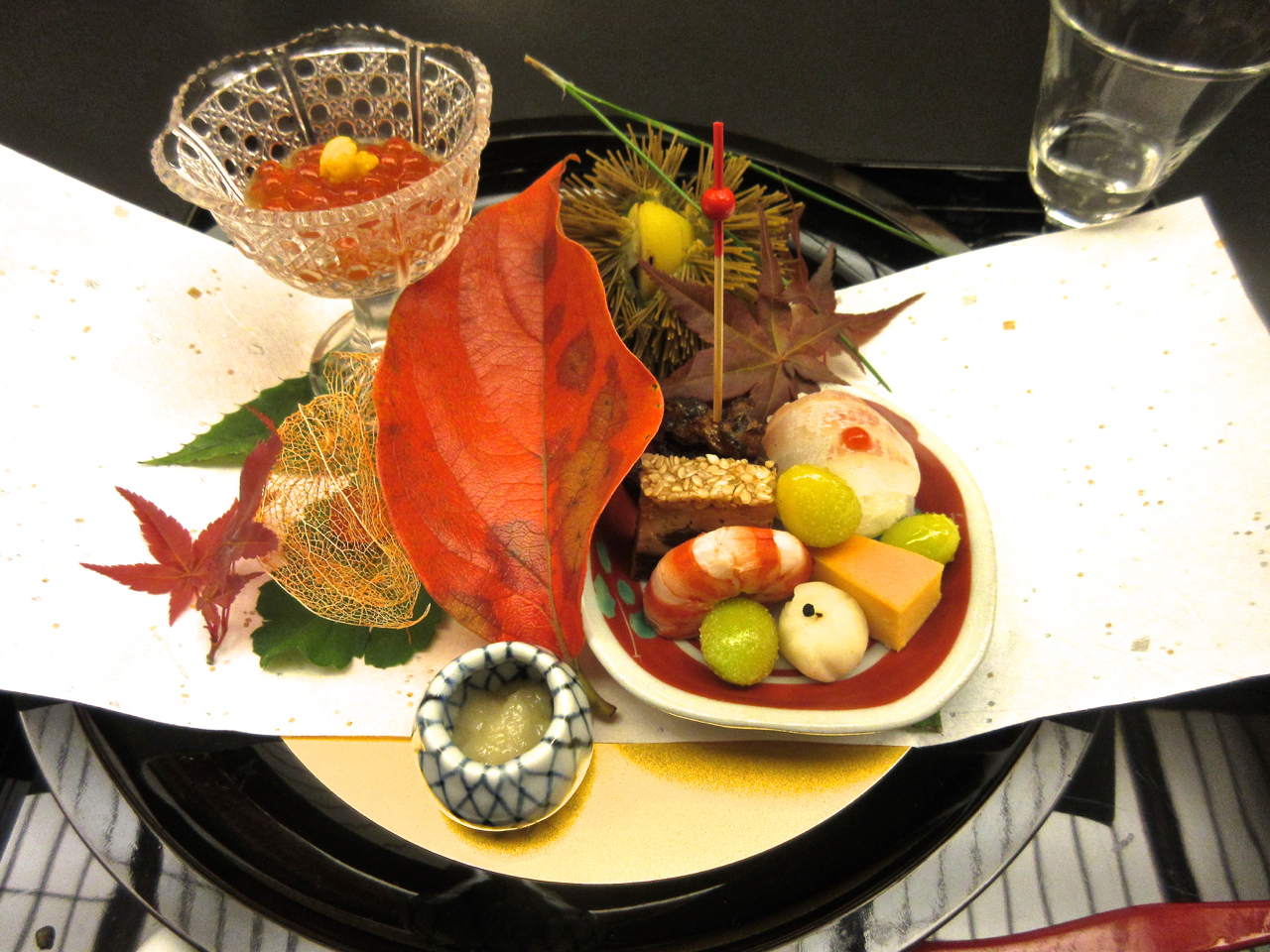 Bobbyjayonfood thoughts on japanese food presentation for Asian cuisine ppt