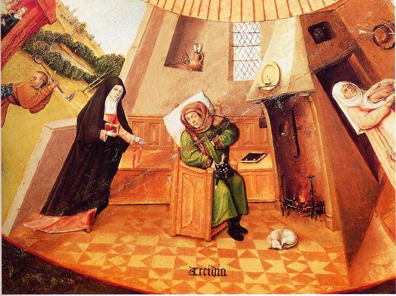 El lector blog de citas los siete pecados capitales 2 - La mesa de los pecados capitales ...